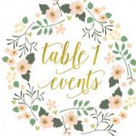Profile picture of Table 1 Events